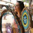Giovanna Lancellotti é a estrela da campanha de verão da MOB
