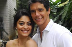Juliana Paes e Márcio Garcia vão apresentar nova versão do 'Globo de Ouro'