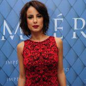 Andreia Horta, atriz de 'Império', completa 31 anos com novo visual e apaixonada