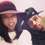 Chris Brown termina namoro com Karrueche Tran por causa de Rihanna