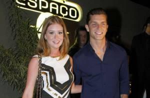Klebber Toledo diz que já conversou sobre casamento com Marina Ruy Barbosa