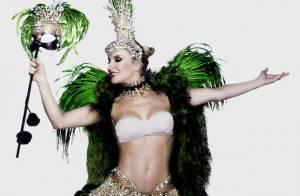 Claudia Leitte é confirmada como rainha de bateria da Mocidade: 'Muito honrada'