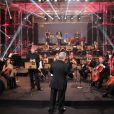 O 'Programa do Jô' gravou um musical com a Orquestra Sinfônica Municipal de Botucatu para ser exibido no dia em que o apresentador voltar aos palcos