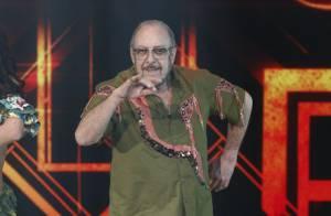 'Dança dos Famosos': Com votos unânimes, Luiz Carlos Miele vai para a repescagem