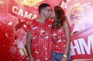 Carnaval 2013: Veja os beijos dos famosos na folia