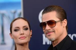 Brad Pitt mantém casamento com Angelina Jolie por causa dos filhos, afirma site