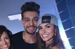 Lucas Lucco e Ana Paula Guedes, do 'Dança dos Famosos', vão juntos a show