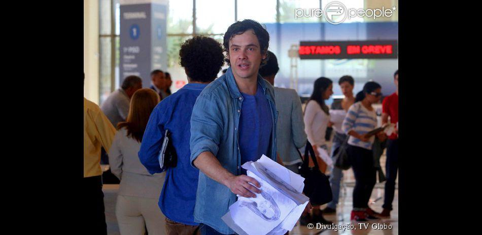 Sergio Guizé será o protagonista de 'Alto Astral', a próxima novela das sete da Globo, que tem estreia prevista para novembro de 2014