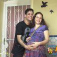 Terceira temporada de 'A Grande Família', exibida em 2003, é marcada pela chegada de Vivi (Leandra Leal), ex-namorada de Tuco (Lúcio Mauro Filho) que avisa ao filho de Nenê (Marieta Severo) que ele será papai