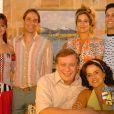 Na quinta temporada de 'A Grande Família', exibida em 2005, Nenê (Marieta Severo) não gosta nada de ver o seu filho, Tuco, namorando Marilda (Andréa Beltrão)