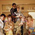 Na oitava temporada de 'A Grande Família', Bebel (Guta Stresser) imagina como será a Família Silva em 2028