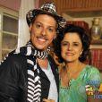 Ainda na temporada de 2012, 'A Grande Família' recebeu a participação de Fábio Porchat, que passou a ser o sócio de Nenê em uma loja de confecções