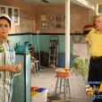 Na nona temporada de 'A Grande Família', Nenê (Marieta Severo) e Lineu (Marco Nanini) descobriram que o casamento deles não é válido, porque o padre que celebrou a cerimônia anos atrás era casado. Ela também realizou o sonho de conhecer o cantor Roberto Carlos