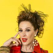 Claudia Raia surge como ex-atriz de pornochanchada na novela 'Verão 90'. Fotos!