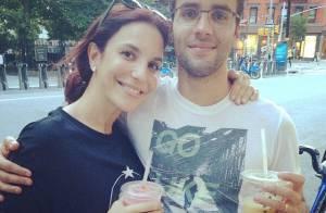 Ivete Sangalo curte passeio em Nova York com o marido, Daniel Cady: 'Mutchoamor'