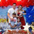Wesley Safadão preza os momentos com a família
