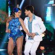 Namorada de Lucas Veloso, Nathalia Melo avaliou a vida a dois