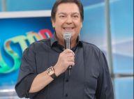 Filho de Fausto Silva chama atenção por semelhança com apresentador. Veja foto!