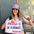 Juliana Paiva brilhou na temporadac de 2012 de 'Malhação'