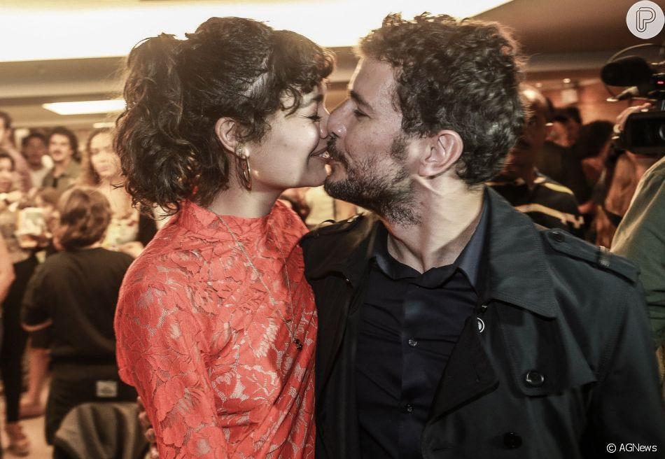 Sophie Charlotte comemora três anos de casada com Daniel de Oliveira