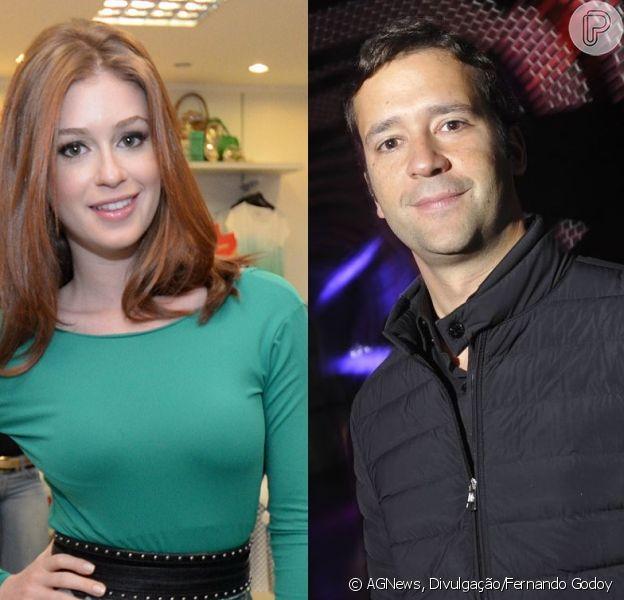Marina Ruy Barbosa está namorando o empresário carioca Caio Nabuco (10 de setembro de 2014)