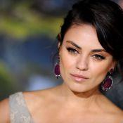 Mila Kunis vai à pré-estreia de 'Oz: Mágico e Poderoso' sem Ashton Kutcher