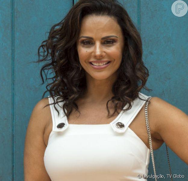 Viviane Araújo engatou um romance com o carioca Thiago Lennon Rubião, de 28 anos. Veja abaixo!