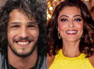 João Zoli ganha torcida de Juliana Paes para a final de 'A Fazenda': 'Primo'