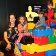 Luana Piovani decidiu se mudar para Portugal por causa dos filhos, Dom, Bem e Liz