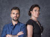 'O Sétimo Guardião': Valentina enfrenta Gabriel por causa da fonte.'Te destruir'