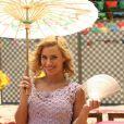 Carolina Dieckmann interpretou a mocinha Iolanda em 'Joia Rara'