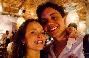 Larissa Manoela e Leo Cidade festejam 1º réveillon juntos   Você me  completa  79609e0306