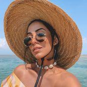 Chapéu neon, kimono, búzios: 5 acessórios das celebs para um beachwear fashion