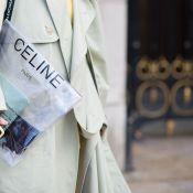 Trend à vista! Já tem uma plastic bag pra chamar de sua?