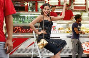 Bruna Marquezine e Marina Ruy Barbosa posam para D&G em 1ª campanha no exterior
