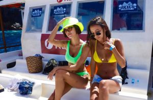 Nos óculos, no biquíni ou no chapéu: 6 formas de usar neon nos seus looks