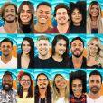 O gaúcho Fabio não será substituído do 'elenco' de participantes: vão entrar os demais 17 candidatos já apresentados ao público