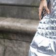 Tendências da Moda de Rua da Paris Fashion Week: look total silver
