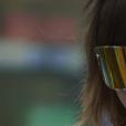 Tendências da Moda de Rua da Paris Fashion Week: óculos tipo snow