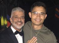 Lulu Santos se declara ao noivo, Clebson Teixeira, após pedido de casamento