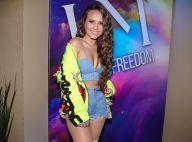 Quadradinho, show de Alok e família de ex: a festa de 18 anos de Larissa Manoela