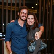 Túlio Gadêlha toma posse como deputado e é prestigiado por Fátima Bernardes