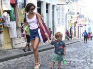 Sophie Charlotte curte Salvador com o filho, Otto e Daniel de Oliveira. Fotos!