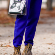 Animal print: estampa de cobra é tendência na moda! A bolsa de plástico é hit!