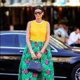 Giovanna Battaglia: colorblocking