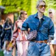 Marianne Theodorsen: jeans com jeans