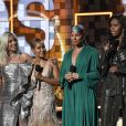Looks do Grammy 2019: Lady Gaga, Jada Pinkett Smith, Alicia Keys, Michelle Obama e Jennifer Lopez durante a cerimônia