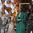 Looks do Grammy 2019: Lady Gaga, Jada Pinkett Smith, Alicia Keys, Michelle Obama e Jennifer Lopez durante a cerimônia