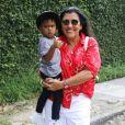 Regina Casé retornar às novelas da Globo depois de sete anos afastada