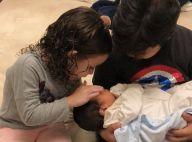 Wesley Safadão mostra momento de carinho entre filhos, Yhudy, Ysis e Dom. Vídeo!
